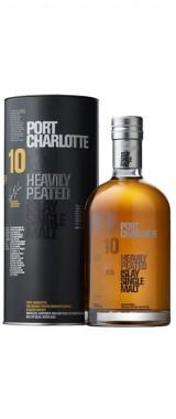 Whisky Port Charlotte 10 ans en étui