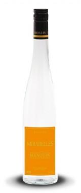 Eau de vie de mirabelles 43° Distillerie Manguin en étui