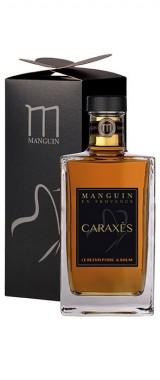 Rhum Caraxès Poire & Rhum Distillerie Manguin France en étui