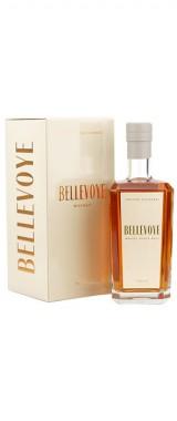 "Whisky français ""Blanc"" Triple Malt Distillerie Bellevoye en étui"