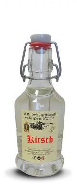 Kirsch artisanal Distillerie de la Dent d'Oche 45°