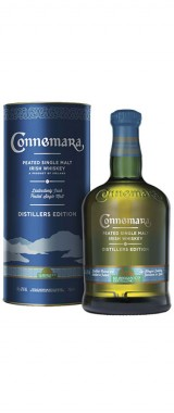 Whisky Connemara Distillers Edition Kibeggan Distillery Irlande