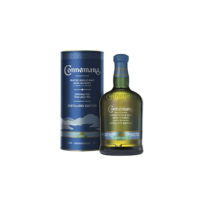 Whisky Connemara Distillers Edition Kibeggan Distillery Irlande