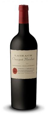 """Merlot """"Claypot"""" Laibach Organic Wine Afrique du Sud 2015"""