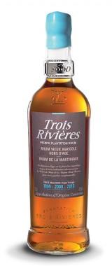 """Rhum Trois Rivières """"Triple Millésime"""""""