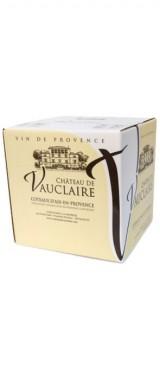 BIB 10L Coteaux d'Aix-en-Provence Château de Vauclaire 2018