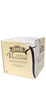 BIB 5L Coteaux d'Aix-en-Provence Château de Vauclaire 2018