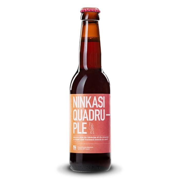 Bière Quadruple Ninkasi