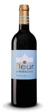 """Magnum """"Fleur de Pédesclaux"""" Second Vin Pauillac"""