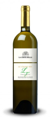 """Côtes-de-Thongue """"Le Champ des Lys"""" Domaine de la Croix Belle"""