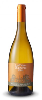"""Grignan-Les-Adhémar """"Les Dames Blanches du Sud"""" Domaine de Grangeneuve"""