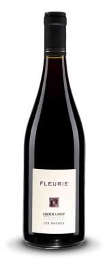 """Fleurie """"Les Roches"""" Domaine Lucien Lardy"""