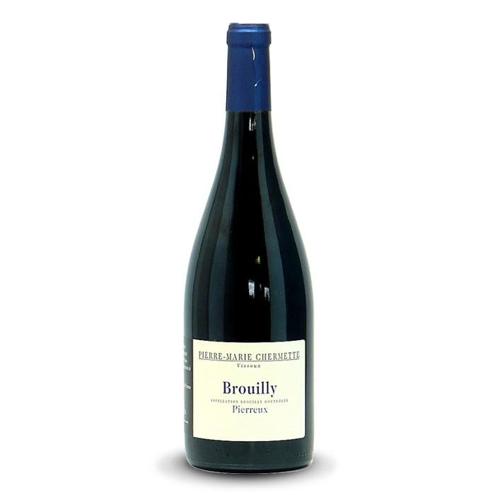 """Brouilly """"Pierreux"""" Domaine du Vissoux"""