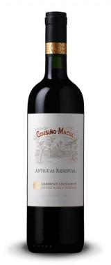 """Cabernet Sauvignon """"Antiguas Reservas"""" Cousino Macul Chili"""