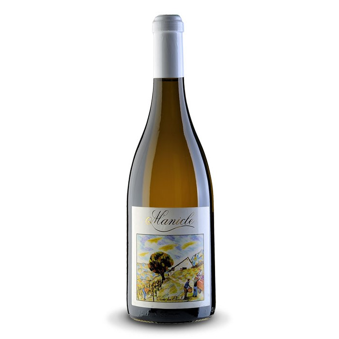 """Manicle """"Cuvée des Eboulis"""" Caveau Bugiste"""