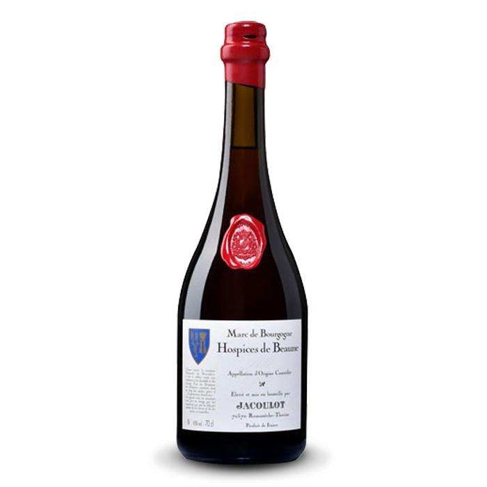 Marc de Bourgogne des Hospices de Beaune Maison Jacoulot 44°