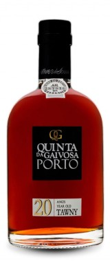 Porto 20 ans Quinta da Gaivosa BIO