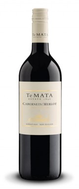"Merlot/Cabernets ""Te MATA"" Hawke's Bay Nouvelle-Zélande"