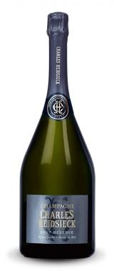 "Magnum Champagne ""Brut Réserve"" Charles Heidsieck"