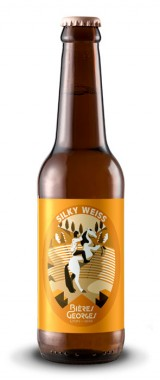 """Bière Georges """"Silky Weiss"""""""