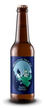 Bière Georges Princesse Pale Ale