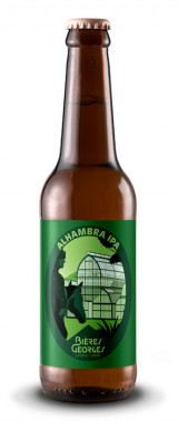 Bière Georges Alhambra IPA