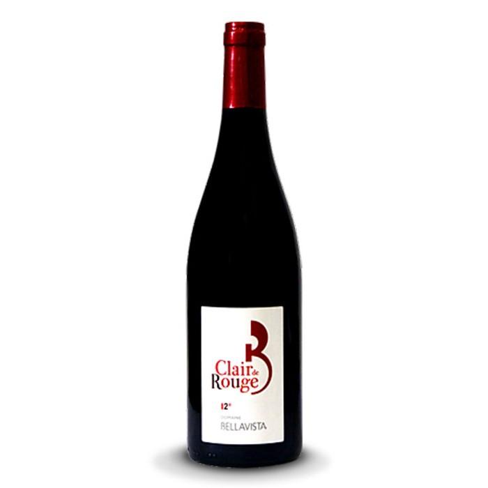 """IGP Côtes Catalanes """"Clair de Rouge"""" Domaine Bellavista BIO"""