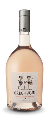 "Pays d'Oc ""Greg & Juju"" Pinot-Grenache Domaine Robert Vic"