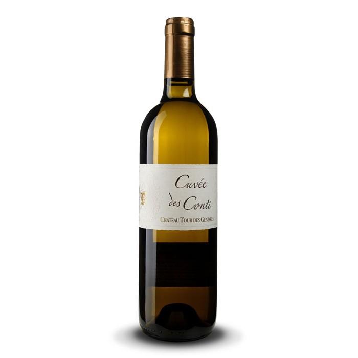 """Bergerac """"Cuvée des Conti"""" Château Tour des Gendres BIO"""