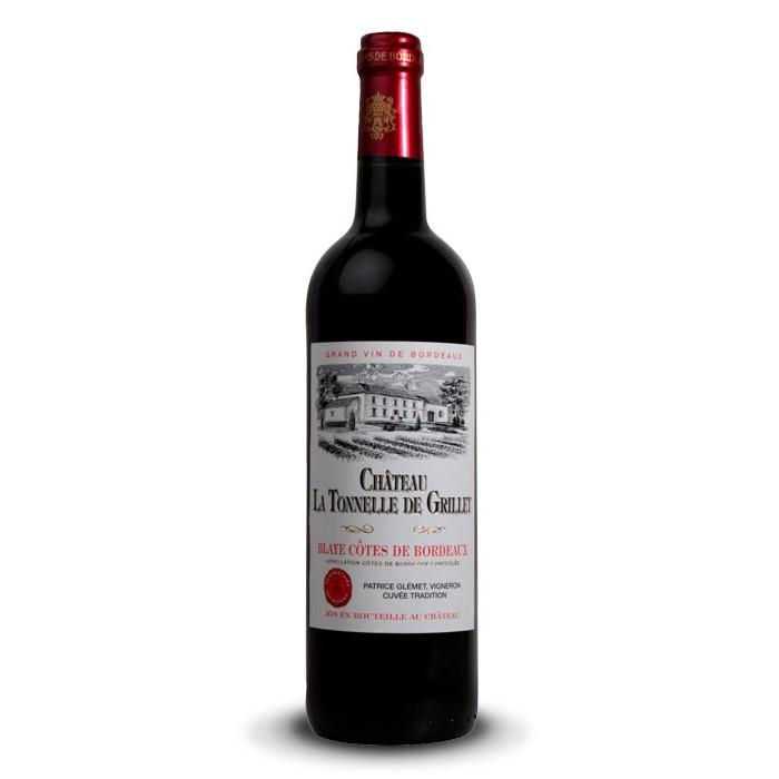 """""""Château La Tonnelle du Grillet"""" Blaye Côtes de Bordeaux"""