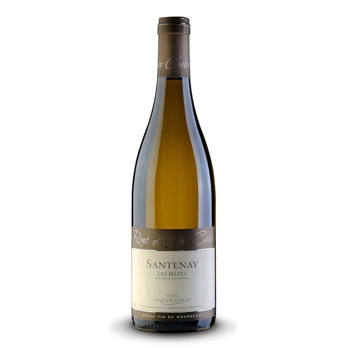"""Santenay """"Les Hâtes"""" Domaine Lequin-Colin"""