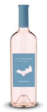 """Magnum Côtes-de-Provence """"Les Terrasses de la Courtade"""" Domaine de la Courtade BIO"""