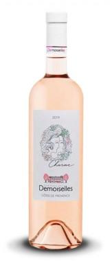 """Côtes-de-Provence """"Charme des Demoiselles"""" Château des Demoiselles"""