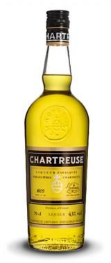 Chartreuse jaune 43°