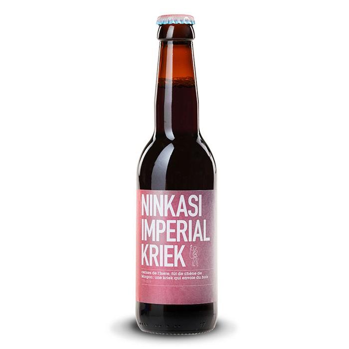 """Bière """"Imperial Kriek"""" Ninkasi"""