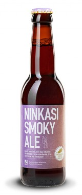 "Bière ""Smoky Ale"" Ninkasi"