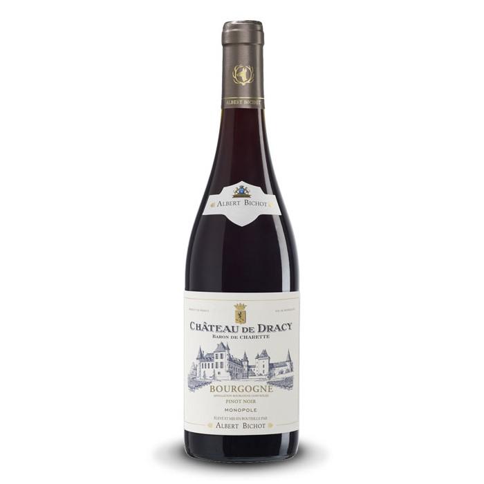 """Bourgogne Pinot Noir """"Château de Dracy"""" Maison Albert Bichot"""