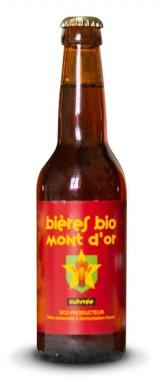 """Bière """"Cuivrée"""" Bières Bio des Monts d'Or BIO"""