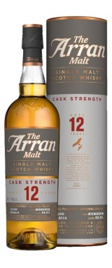 Whisky Arran 12 ans Cask Strength Ecosse