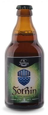 Bière ambrée Les Brasseurs du Sornin