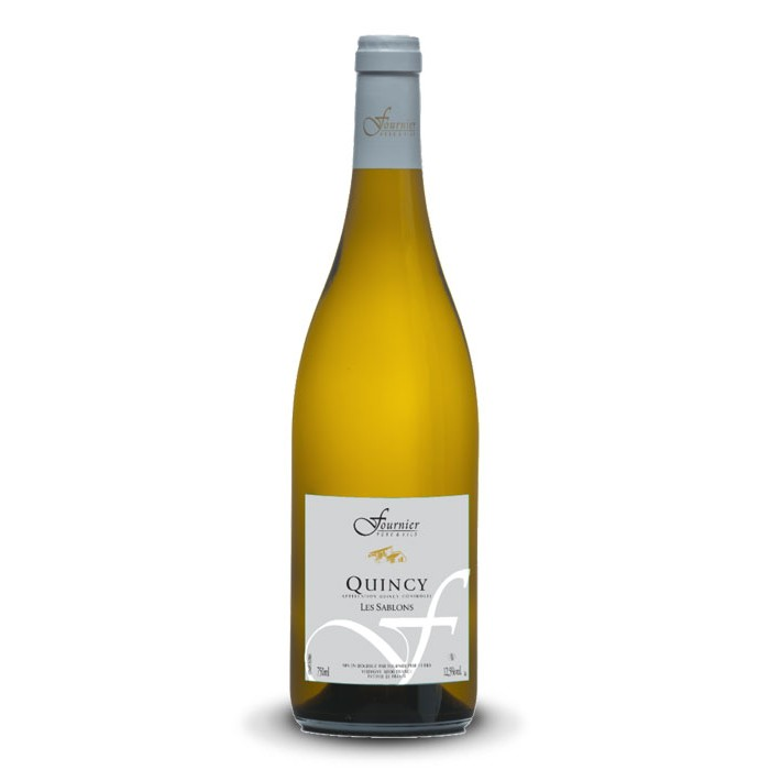 """Quincy """"Les Sablons"""" Domaine Fournier"""