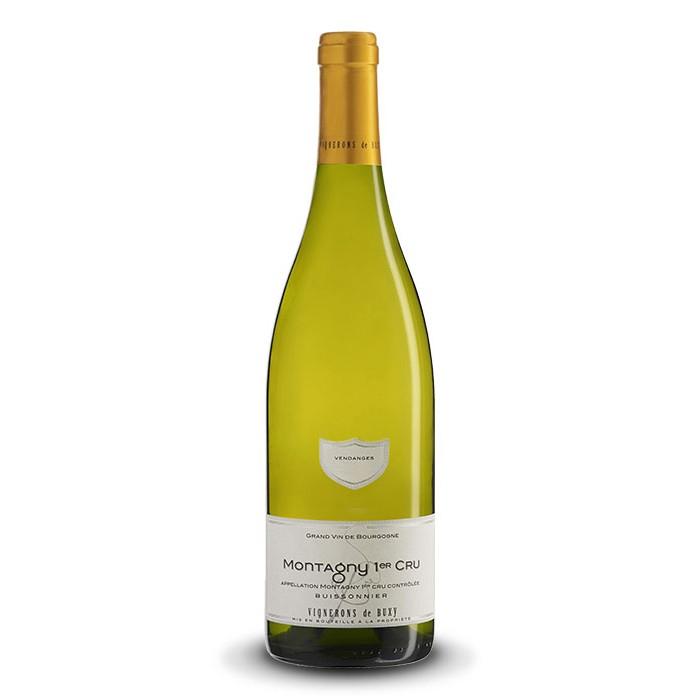 """Montagny 1er Cru """"Buissonnier"""" Vignerons de Buxy"""