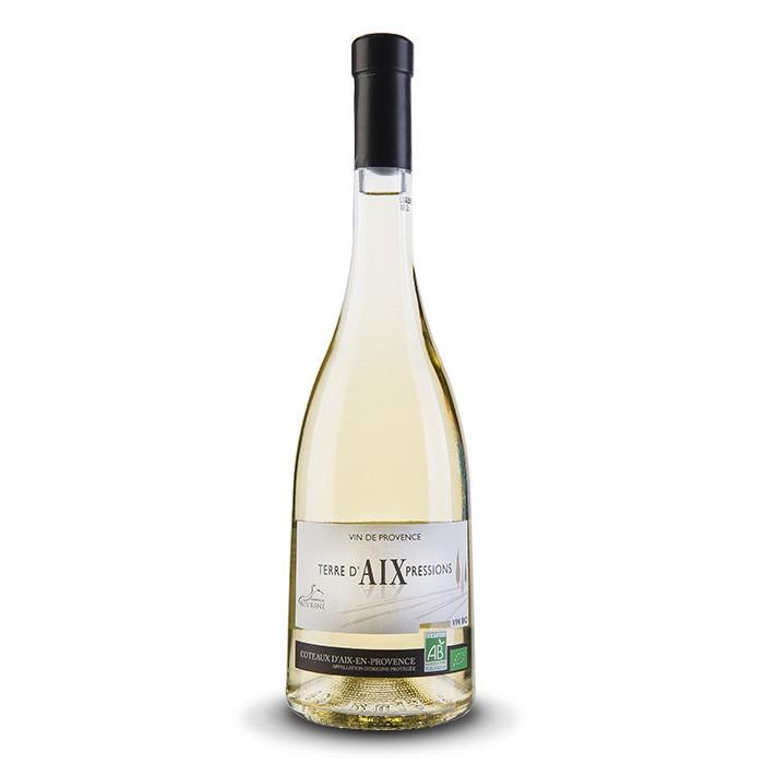 "Coteaux d'Aix-en-Provence ""Terre d'AIXpressions"" Vignerons du Roy René BIO"