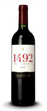"""1492"" Tinto Don Cristobal Argentine"