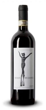 "Chianti ""When we dance"" Domaine Il Palagio Italie"