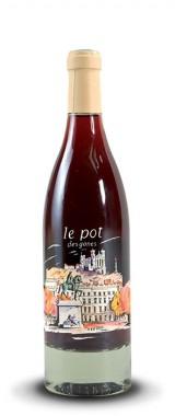 """Pot Lyonnais """"Bellecour"""" de Coteaux-du-lyonnais"""