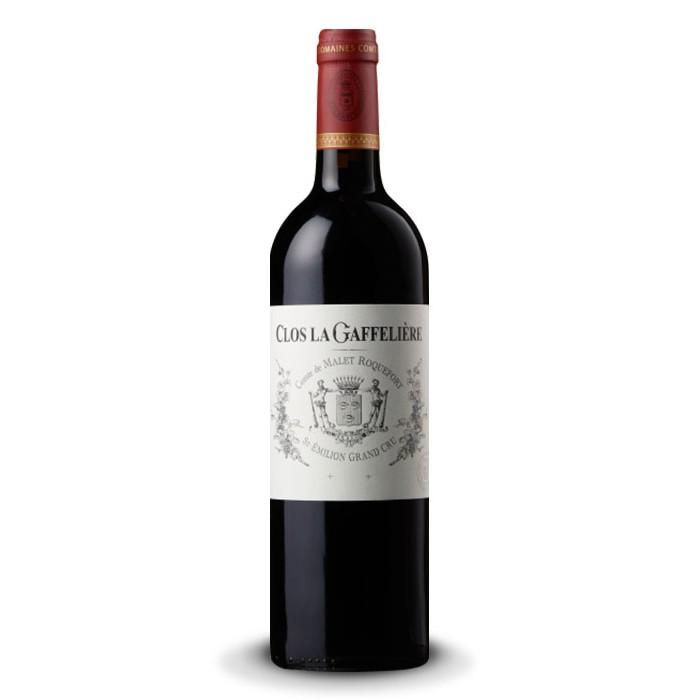 """""""Clos La Gaffelière"""" Saint-Emilion Grand Cru Second vin du Château la Gaffelière 2017"""