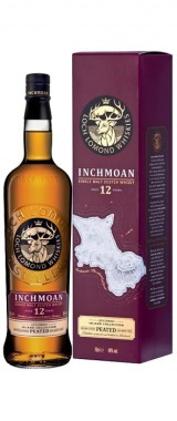 "Whisky Loch Lomond 12 ans ""Inchmoan"" Ecosse"