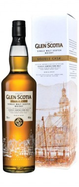 "Whisky Glen Scotia ""Double Cask"" Ecosse"