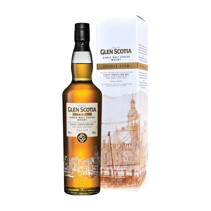 "Whisky Glen Scotia ""Double Cask"" Ecosse"
